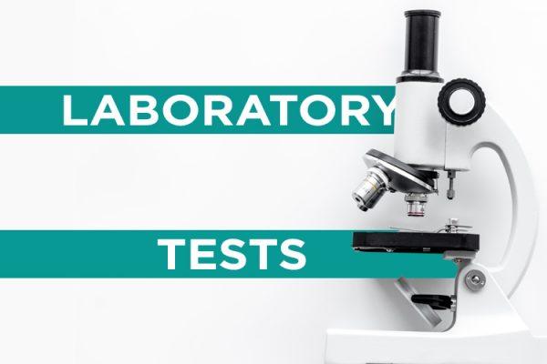 Lab tests_header